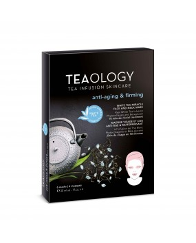 White Tea-Miracle Face and Neck Mask Anti-Aging & Firming | KIT