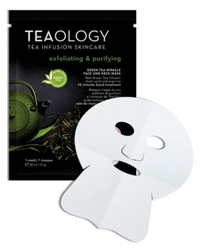 Green Tea - Miracle Face And Neck Mask Exfoliating & Purifying