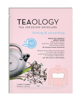 WhiteTea Miracle Breast Mask Firming and Smoothing