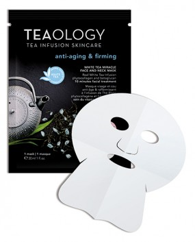 White Tea-Miracle Face and Neck Mask Anti-Aging & Firming