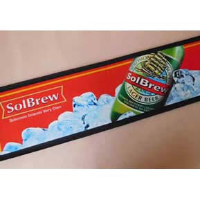Sublimering Bar Mat