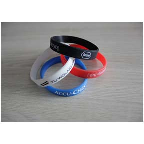Silikonarmband Made in Eu