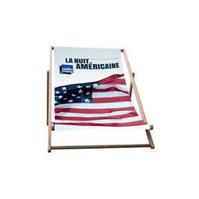 Chaises longues Big Impression sublimation