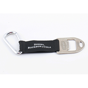 Printed Keychain with bottle opener