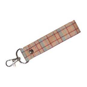 Linen Keychain