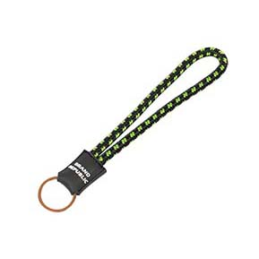 Nautic keychain with patch PVC