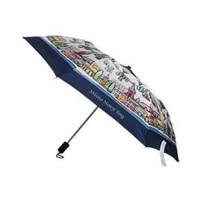 Paraguas mango manual  90 cm