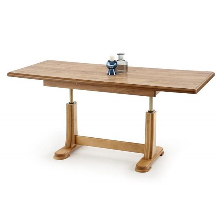Tavolino salotto Brom rovere miele allungabile e ...