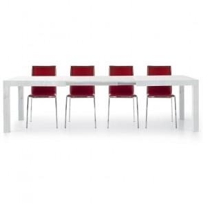 Tavolo allungabile in legno Iago Gihome ®