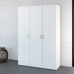 Armadio 3 ante Light Bianco Gihome ® Ambiente 1