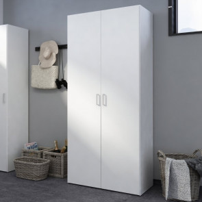 Armadio 2 ante Light Bianco Gihome ®
