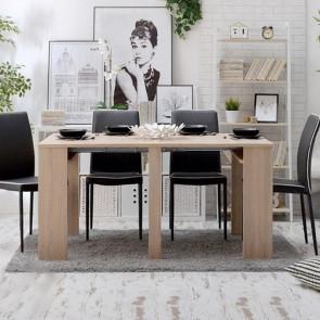 Tavolo consolle allungabile 3 metri Solaria Gihome®