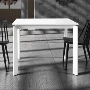 Tavolo di design quadrato allungabile Dylan