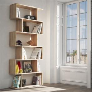 Libreria rovere Amira