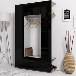 Mobile ingresso Pam Gihome ® grigio e nero lucido