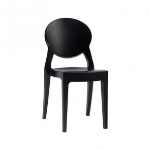 Sedia Igloo Chair Scab nero pieno