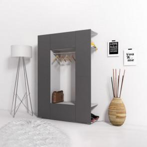 Mobile ingresso Pam Gihome ® grigio e grafite