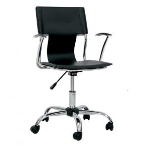 Sedia ufficio Riley nero