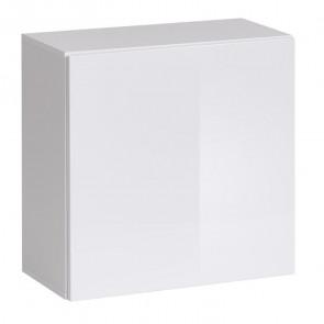 Pensile Geo cubo bianco.