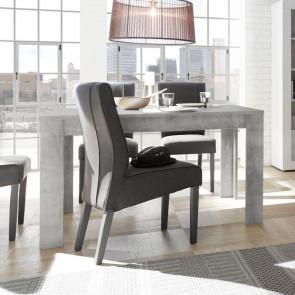 Tavolo allungabile Urbino 137x90 Cemento