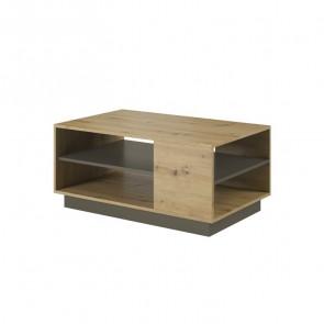 Tavolino soggiorno Noa Gihome ® rovere