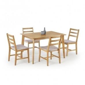 Set tavolo e 4 sedie Arona