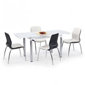 Tavolo allungabile Xenia bianco