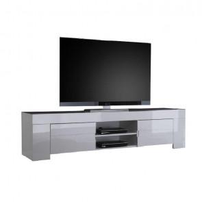 Mobile TV Eos grande bianco lucido