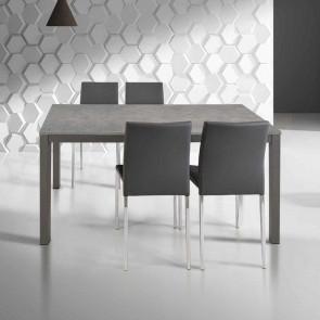 Tavolo allungabile Mark rettangolare 110x70