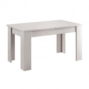 Tavolo allungabile Salemi pino bianco