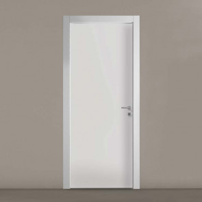 Porta interna Giulia a battente 70 x 210 bianco
