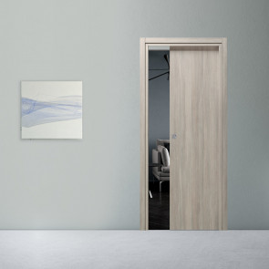 Porta interna Bolema scorrevole scomparsa 80 x 210 corda