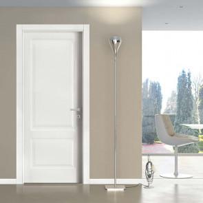 Porta interna King battente 80 x 210 bianco laccato