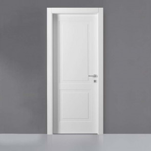 Porta interna Victoria battente 70 x 210 bianco laccato