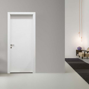 Porta interna Lara battente 70 x 210 bianco matrix