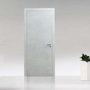 Porta interna Kaser battente 80 x 210 cemento