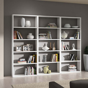 Libreria moderna Kubic 03