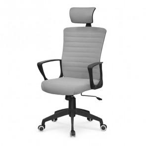 Sedia ufficio Pat tessuto grigio
