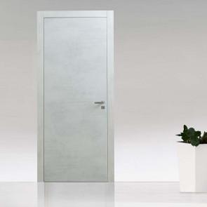 Porta interna Kaser battente 75 x 210 colore cemento