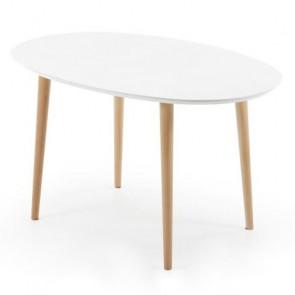 Tavolo Oqui 140 bianco