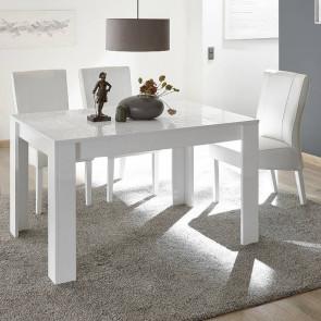 Tavolo legno Miro bianco 180 fisso