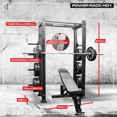 POWER RACK HD1