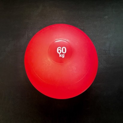 POWER BALL 60kg RED