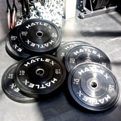 TRAINING BUMPERS 100Kg PACKAGE