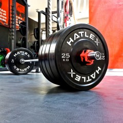 SUPER REVO RR + TRAINING BUMPERS 150Kg PACKAGE + LOCK JAW