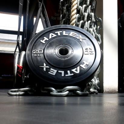 Training Black Bumper 20kg