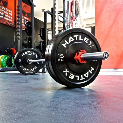SUPER REVO RR + TRAINING BUMPERS 60Kg PACKAGE + LOCK JAW