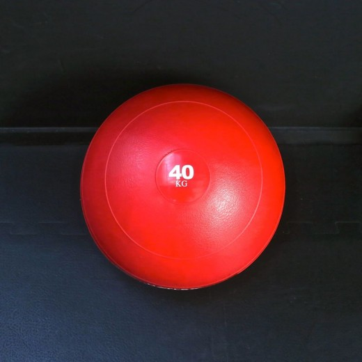 POWER BALL 40kg RED