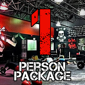 1 Person Package