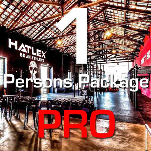 1 Persons Package Pro
